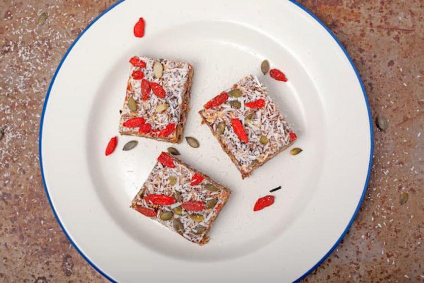 Granola bars recept ontbijt Spirit Amsterdam