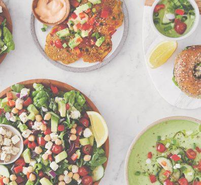 Kookboek Vanavond vegan