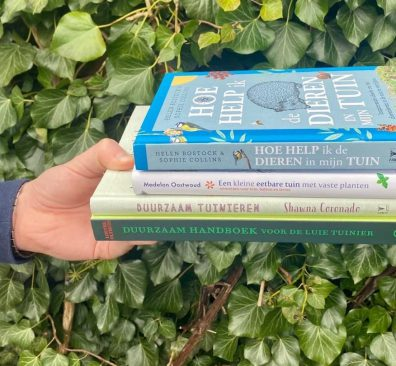 4x duurzaam tuinieren boeken